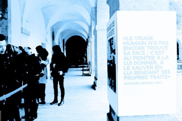 Visages - Picasso, Magritte, Warhol ... Au Centre de la Vieille Charité / Marseille 2014